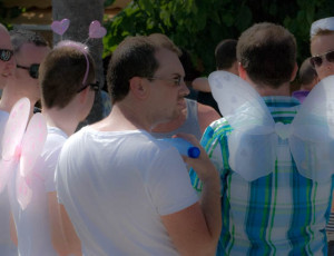 Barcelona Gay parade in Sitges 2010