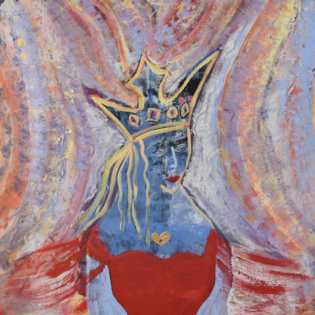 """""""Dronning i eget liv"""""""
